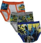 """Batman Little Boys' """"Batarang"""" 3-Pack Briefs"""