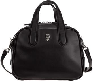 Karl Lagerfeld Paris K/Ikonik Duffle Bag
