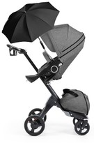 Stokke Infant Xplory True Black Chassis Stroller
