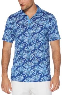 Cubavera Men's Palmera Polo Shirt