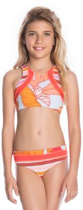 Maaji Sunshine Garden 2-Piece Swimsuit (Big Girls)