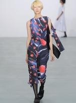 Eudon Choi Morath Dress in Red Polka Dot