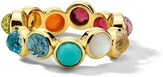 Ippolita 18kt gold Lollipop all-stone ring