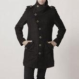 FM908 Coat Black