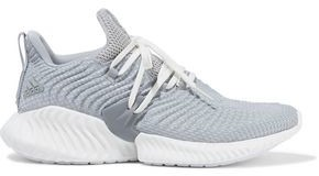 adidas Alphabounce Instinct Stretch-knit Sneakers