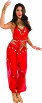 Rubie's Costume Co Costume Deluxe Embellished Belly Dancer