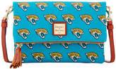 Dooney & Bourke NFL Jaguars Foldover Crossbody