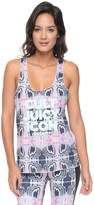 Juicy Couture Juicy Icon Inkblot Butterfly Tank