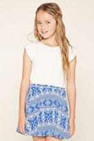 Forever 21 Girls Paisley Skirt (Kids)