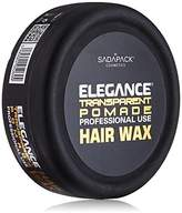 Elégance Transparent Pomade Hair Wax 5 Ounce