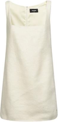DSQUARED2 Sleeveless Short Dress