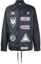 Kokon To Zai multi patch jacket - men - Nylon - S