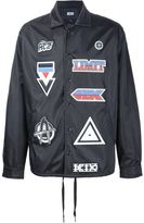 Kokon To Zai multi patch jacket