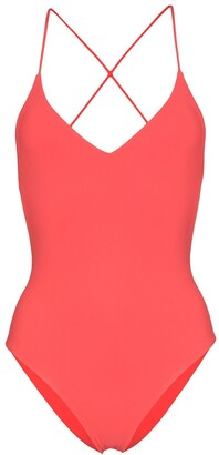 Anémone Criss-Cross Strap Swimsuit