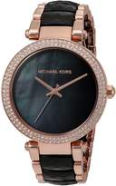 Michael Kors Michal Kors Women's Parker -Tone Watch MK6414