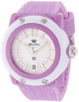 Glam Rock Women's GD1020 Miami Beach Purple/White Watch