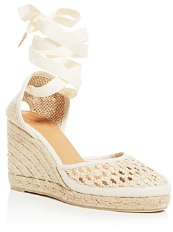 Castaner Women's Carola Wedge Espadrille Sandals