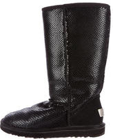 UGG Classic Tall Embossed Boots