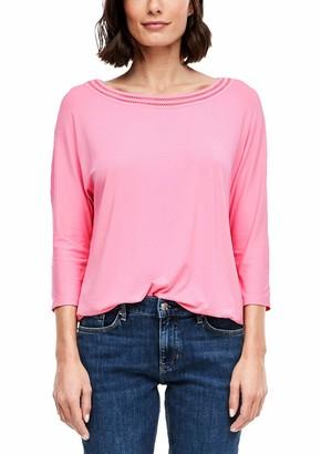 S'Oliver Women's 14.001.39.5896 T-Shirt