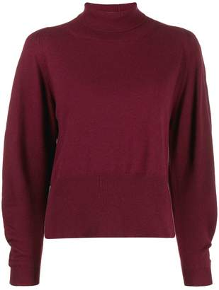Fabiana Filippi roll-neck sweatshirt