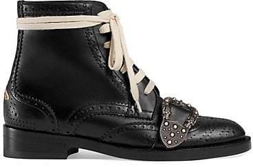 ec22db52e Gucci Women's Boots - ShopStyle