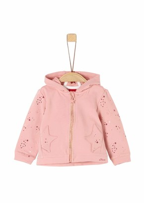 S'Oliver Baby Girls' 65.911.43.3415 Sweat Jacket