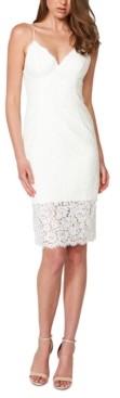 Bardot Sienna Lace Sheath Dress