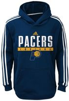 adidas Boys 8-20 Indiana Pacers Playbook Hoodie