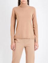 Max Mara Nigeria turtleneck wool and cashmere-blend jumper