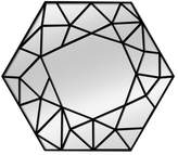 PTM Images Polygon Accent Wall Mirror