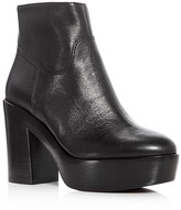 Ash Dakota High Heel Platform Booties