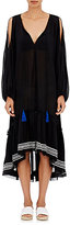 Lemlem Women's Kafa Gauze Dress-BLACK