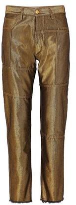 Marques Almeida Denim trousers