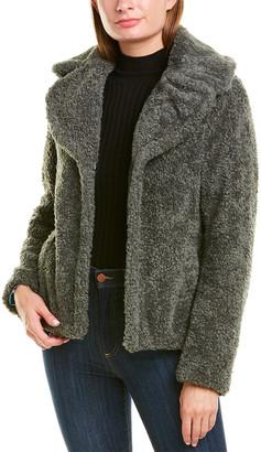 Kensie Chubby Sherpa Jacket