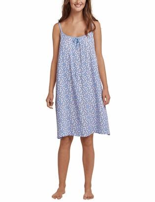 Schiesser Women's Sleepshirt Spaghetti 90cm Nightgown