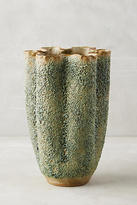 Anthropologie Reef-Textured Vase