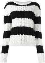 Chinti and Parker striped jumper