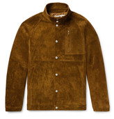 Nonnative - Suede Coach Jacket