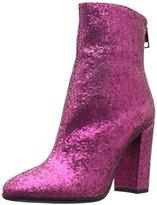 Just Cavalli Women's Glitter Boot Ankle Bootie