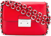 MICHAEL Michael Kors eyelet strap shoulder bag