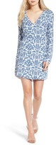 Women's St. Studio Porcelain Print Sheath Dress