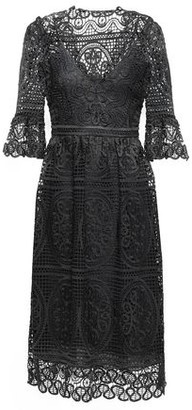 Temperley London Titania Guipure Lace Dress