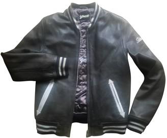 Schott Brown Leather Jacket for Women