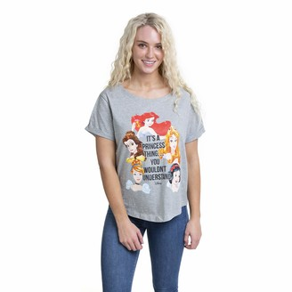 Disney Women's A Princess Thing T-Shirt