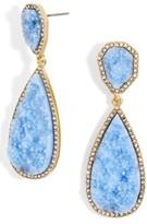 BaubleBar Women's Moonlight Drop Earrings