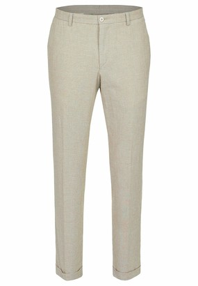 Daniel Hechter Men's Nmmnobert Ls Knit Camp Trouser