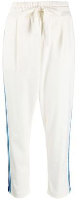 Parker Chinti & cropped sweat pants