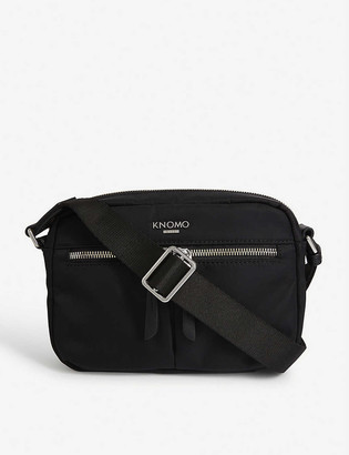 Knomo Avery nylon cross-body bag