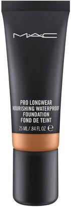 M·A·C MAC Pro Longwear Nourishing Waterproof Foundation 25ml - Colour Nc47