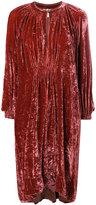 Forte Forte long sleeved flared dress